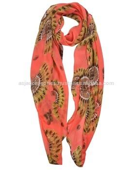 14a8fd3a233 Beach Wear Sarong   Scarf Polyester