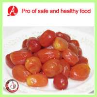 Canned Cherry Tomato Manufacturer