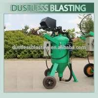 Portable Dustless Sand Blasting Machine Manufacturer
