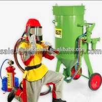 abrasive blasting equipment