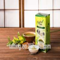 healthy organic matcha green tea powder
