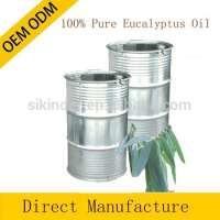 pure and natural eucalyptus essential oil in private offered 180KG