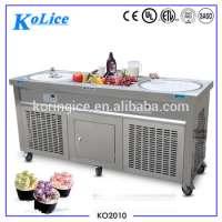 snow fruit fried ice cream machine Manufacturer