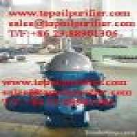 Centrifugal oil Filtration machine oil separator Manufacturer