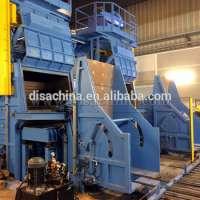 Steel Tumble Belt Airless Shot Blasting Machine Manufacturer