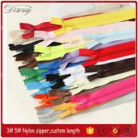 plastic nylon zipper Manufacturer