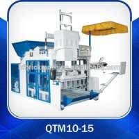 QTM1015 egg laying block making machine Manufacturer