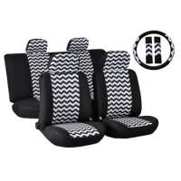 Fit polyester Fabric Car Seat Cover