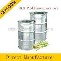 pure and natural lemongrass essential oil in private offered 180KG