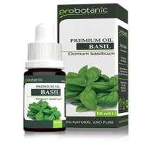 Basil oil Manufacturer