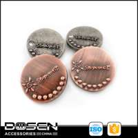 Embossed Metal Snap Button  Manufacturer