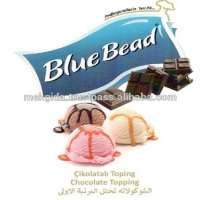 Blue Bead Chocolate Topping Sauce