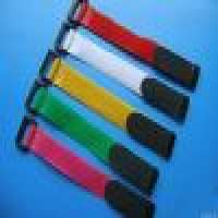 Transparent Tapes and Velcro cable tie Velcro tape plastic buckle Manufacturer