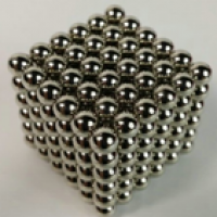 5mm Magnetic ball 216pcs DIY cube toy neodymium magnet Manufacturer