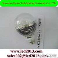 High power LED ball light 12 W 5 years warrenty Manufacturer