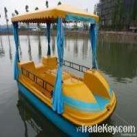 Traditional Amusement Park Pedal Boat Manufacturer
