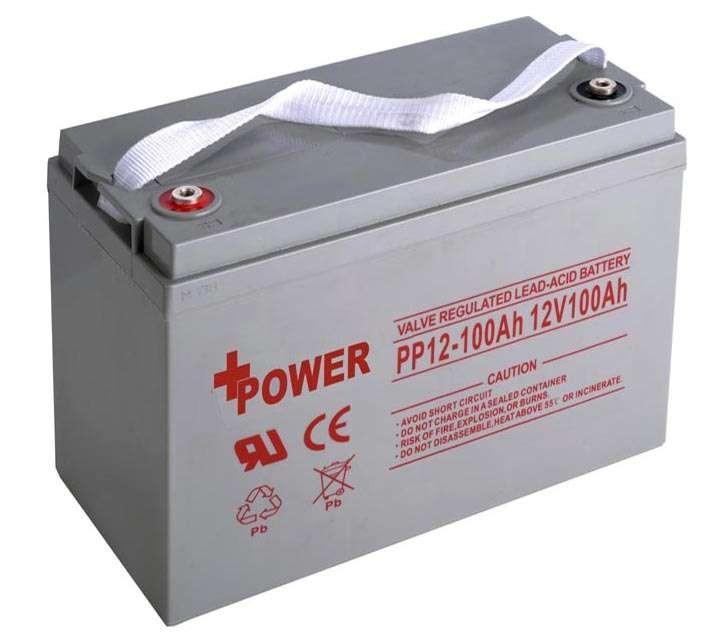 12V100AH VRLA batteries