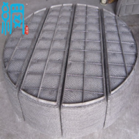 Woven Wire Mesh Demister Pads for Gas Liquid Filtration Manufacturer