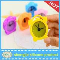 silicone desk alarm clock  Manufacturer