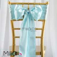 satin chair sashes Manufacturer