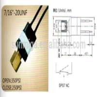 Air Compressor Pressure Control Switch Manufacturer