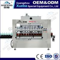 SFCZ12 Automatic weighing oil liquid filling machine philippines Manufacturer