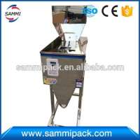 500g automatic weigh powder filling machine teagrainseed 110V220V Manufacturer