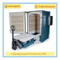 Heat treatment sintering bogie hearth furnace Manufacturer