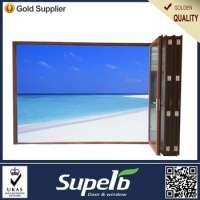 Waterproof soundproof folding doors accordion room divider Manufacturer