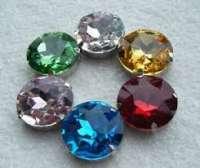 Rhinestone Claw Setting Crystals Garment Accessories