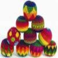 Guatemalan Handmade Mayan Stress balls Manufacturer