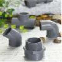 Pvc pipe fitting series water fittins din Manufacturer