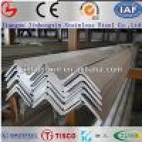 stainless steel angle bars Manufacturer