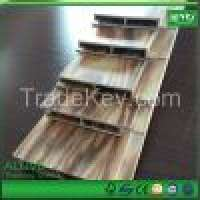 Eco friendly fireproof interior decoration flooring tile laminate flooring wooden flooring Manufacturer