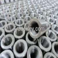 Straight screw rebar coupler Manufacturer