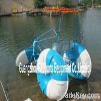 pedal boat electric boat water bike Manufacturer