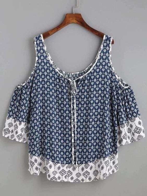 Ladies Top Wear