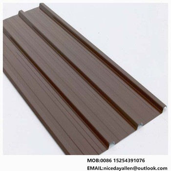 roofing sheet construction