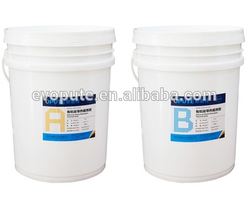 ad45986409d16 939 White Grey 1 1 Two Parts Potting Compounds Thermal Silicone Sealant  Adhesive