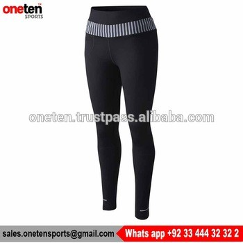 22cfdcaba2b Ladies Fit Tight Baselayer Stretchable Leggings Women Wear