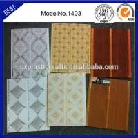 PVC building material PVC ceiling pvc ceiling panel