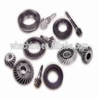 Customized helical bevel gear