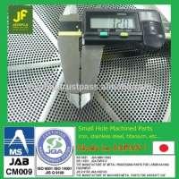 vacuum heat treatment furnace slot and deep processing