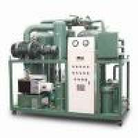 High vacuum transformer oil filtration machine oil regeneration Manufacturer