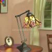 6 in stained glass tiffany table lamp desk lamp flower lamp Manufacturer