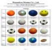 PU stress balls Manufacturer