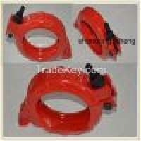 concrete pump pipe clamp coupling Manufacturer