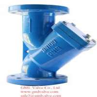 DIN Cast Iron Y Strainer Manufacturer