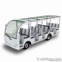 23 Seats Electric sightseeing car CE certificate DN23 Manufacturer