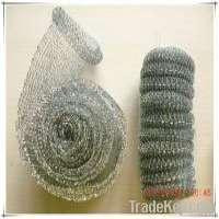 galvanized stainless steel mesh scrubber Manufacturer